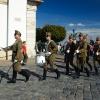 Церемония по смяна на гвардейците