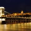 Верижният мост и замъкът Буда