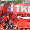 Митинг на ТКП