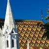 Покривът на базиликата Матиас