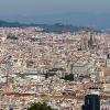 Barcelona from Castel de Montjuic