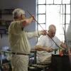 Производство на стъкло на о. Мурано