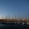 Yahts at Barcelona port