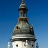 Елемент от кулите на базиликата Св. Стефан