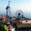 Amusement park on Tibidabo