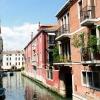 Малък канал някъде из Венеция