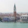 Панорама на Венеция от кулата на базиликата Свети Георги Големи